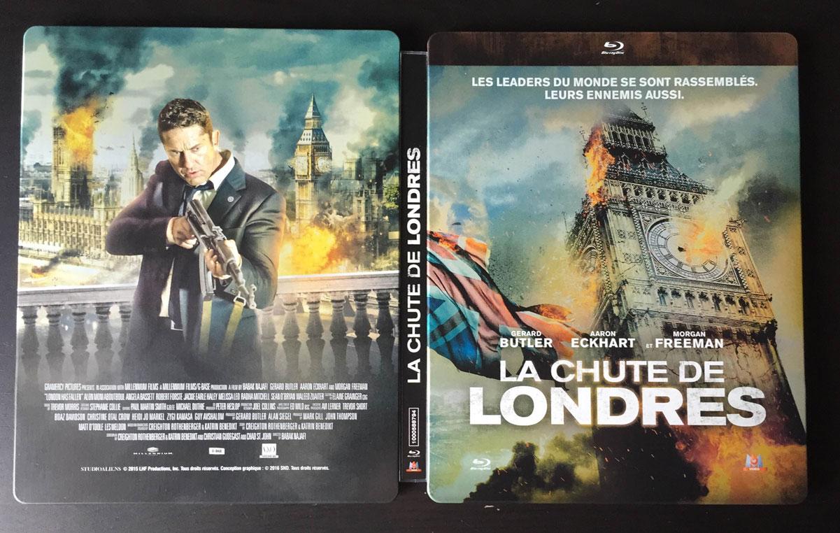 La-Chute-de-Londres-steelbook fr 1
