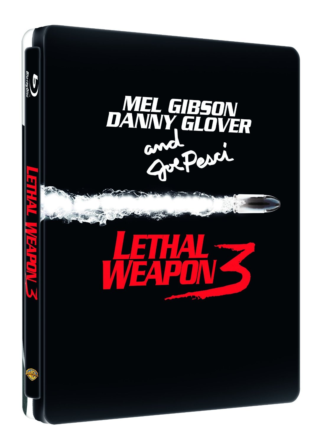 Lethal Weapon 3 steelbook fr