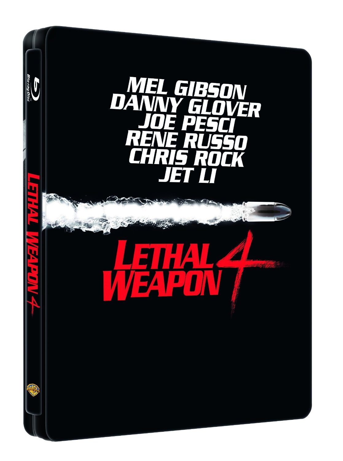 Lethal Weapon 4 steelbook fr