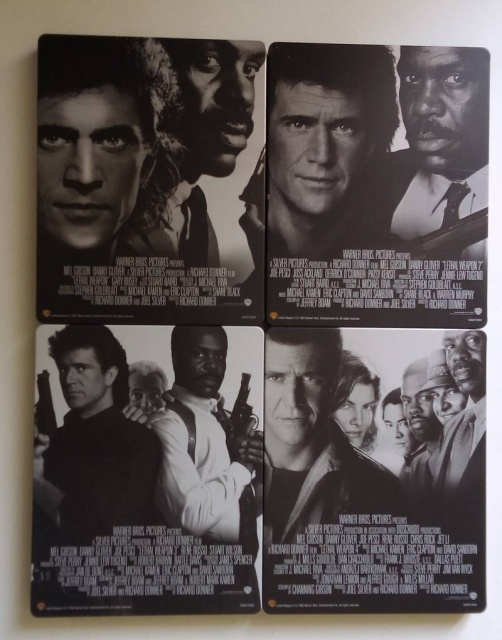 Lethal Weapon steelbook 2