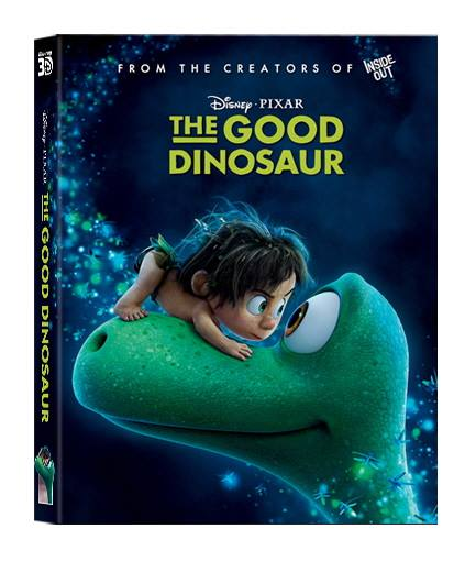 The Good Dinosaur steelbook kimchidvd 5