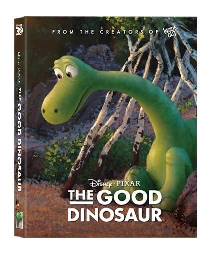 The Good Dinosaur steelbook kimchidvd 6