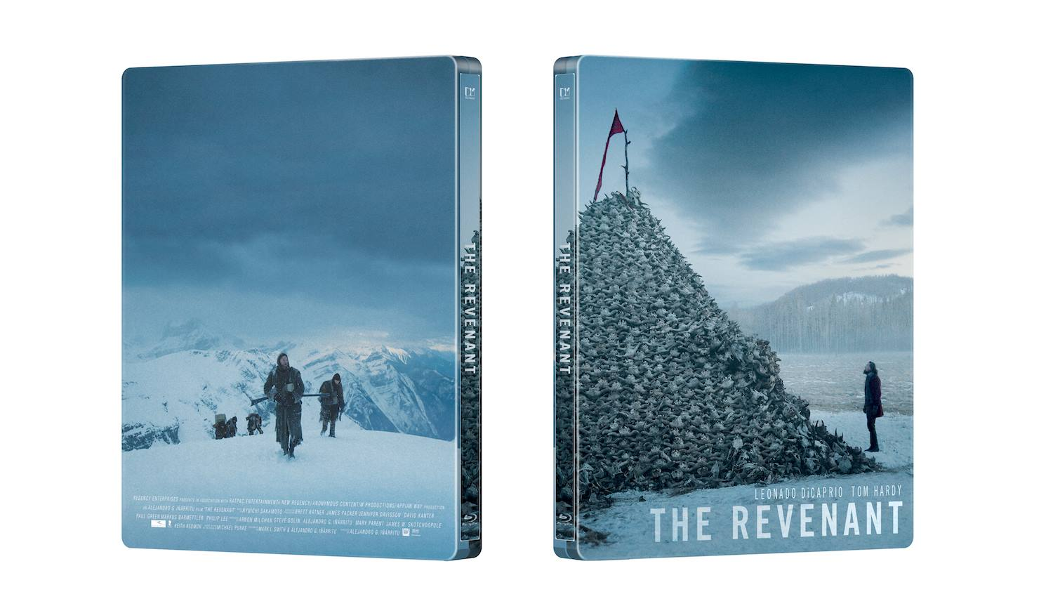 The Revenant steelbook mantalab