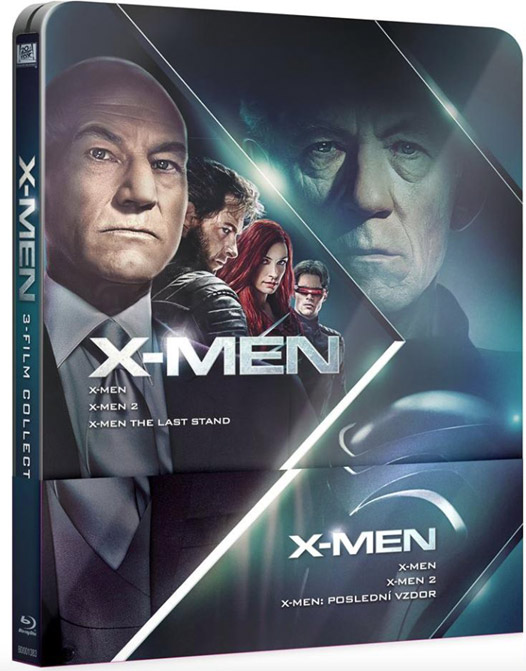 X-Men-trilogie-steelbook