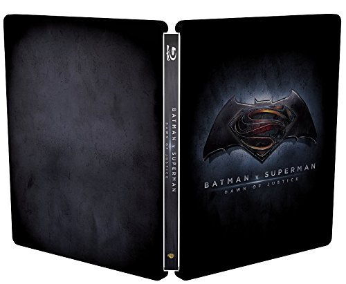 Batman V Superman steelbook IT 1