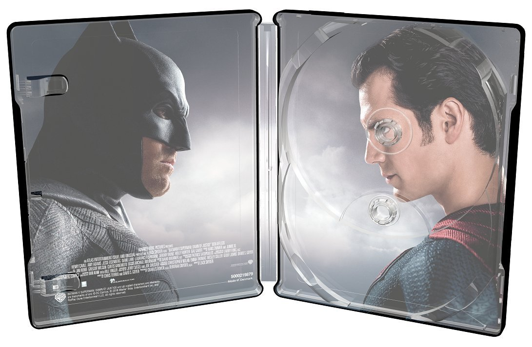 Batman V Superman steelbook IT 2