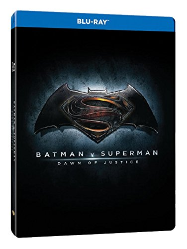 Batman V Superman steelbook IT