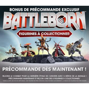 Figurine battleborn