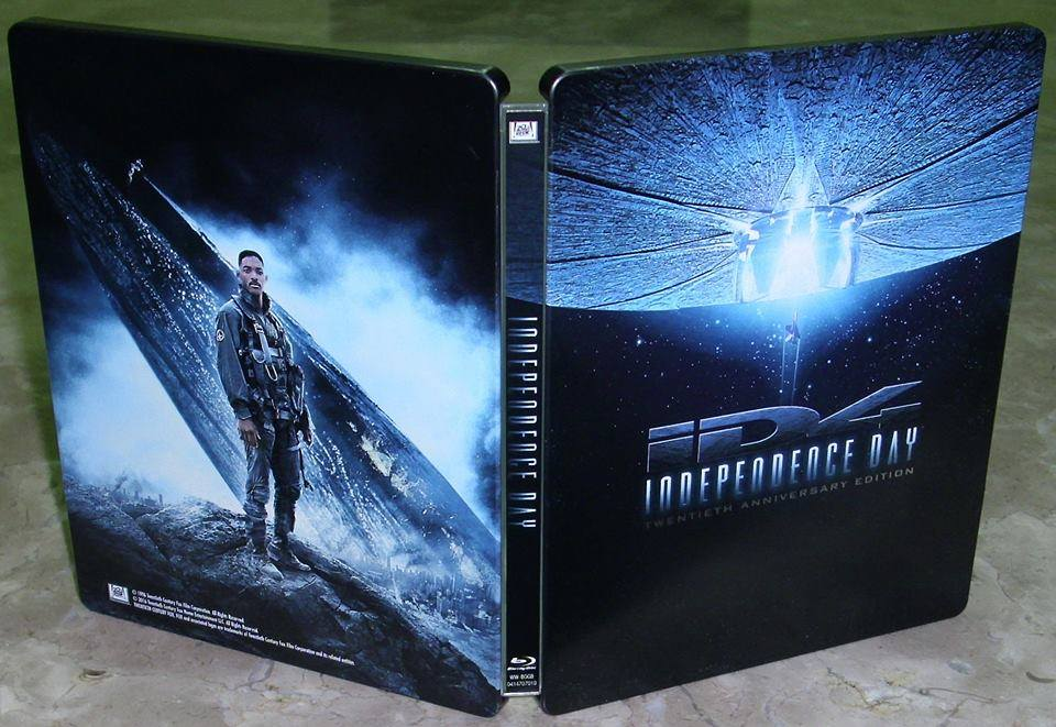 Independence day steelbook 3