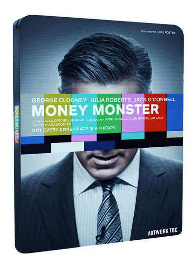 Money Monster steelbook