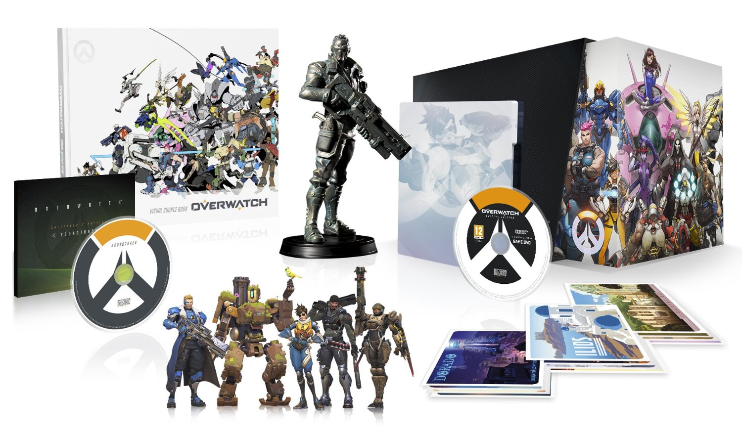 Overwatch collector steelbook