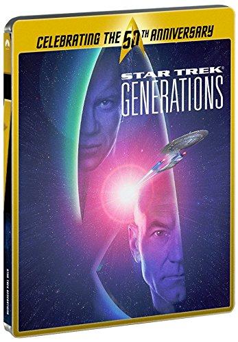 Star Trek Generations steelbook
