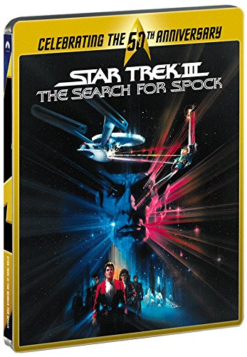 Star Trek III steelbook
