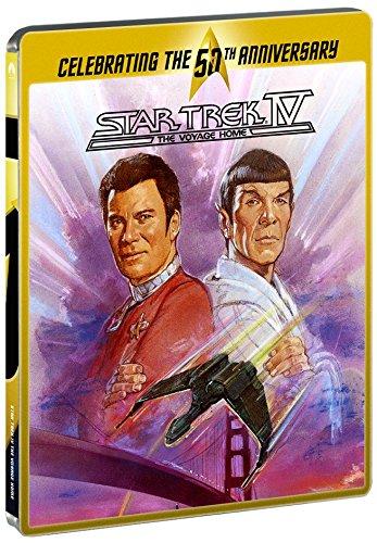 Star Trek IV steelbook