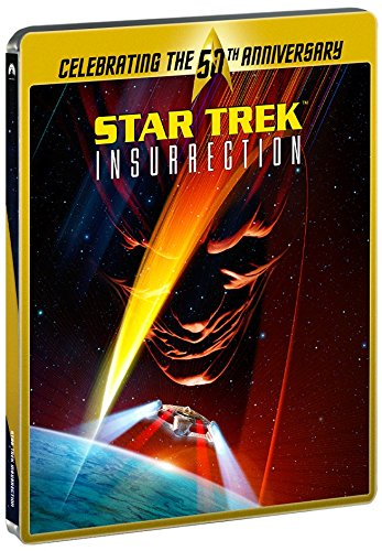 Star Trek Insurrection steelbook