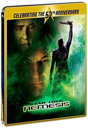 Star Trek Nemesis steelbook