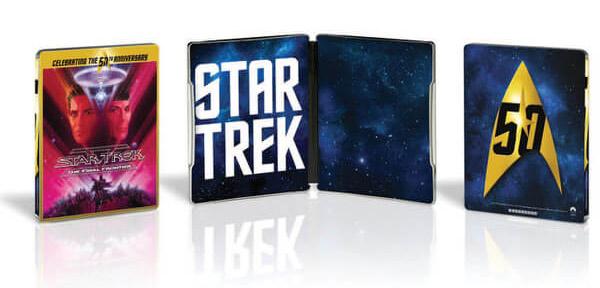 Star Trek II steelbook