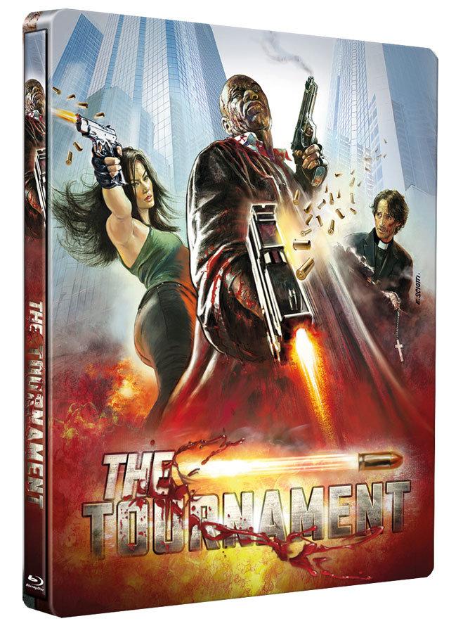 The Tournament steelbook