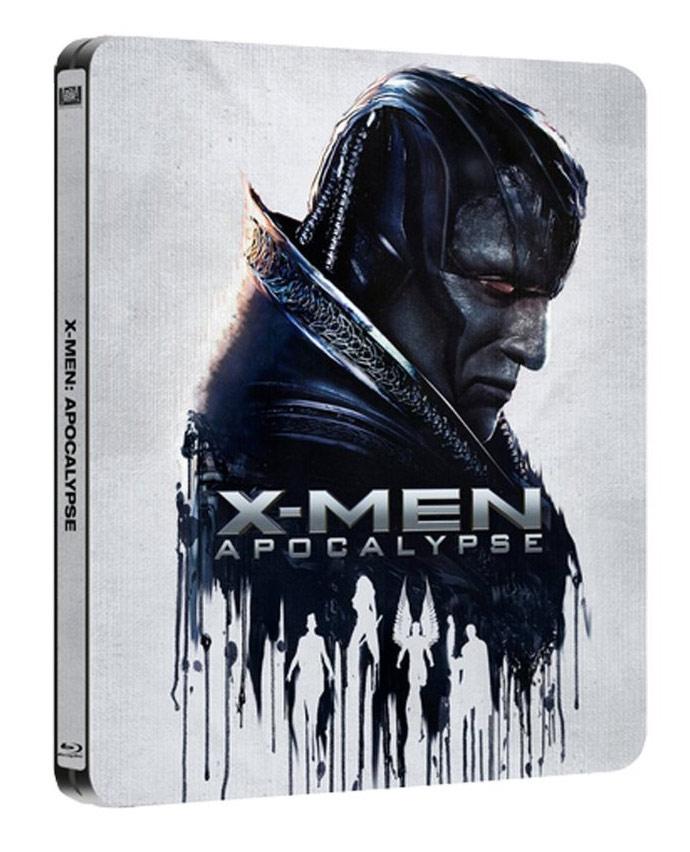 X-Men Apocalypse steelbook