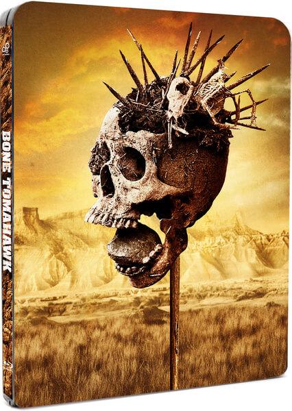 Bone Tomahawk steelbook zavvi1
