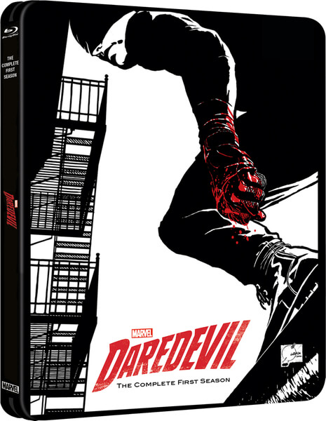 Daredevil season 1 steelbook