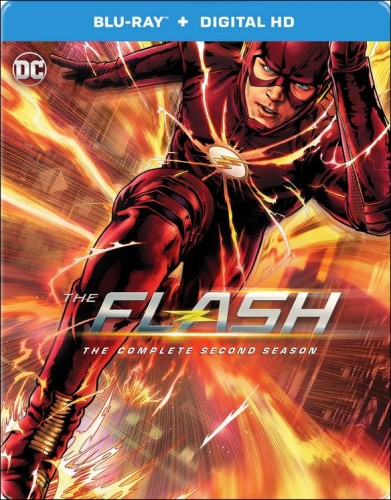 Flash season 2 steelbook