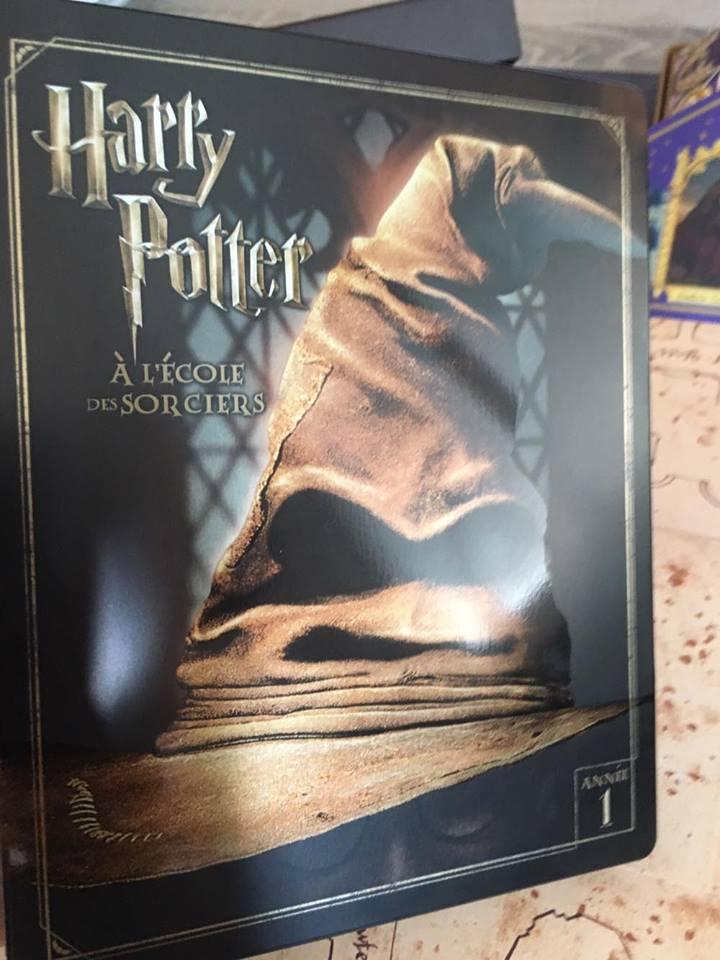 Harry Potter 1 steelbook fr 1