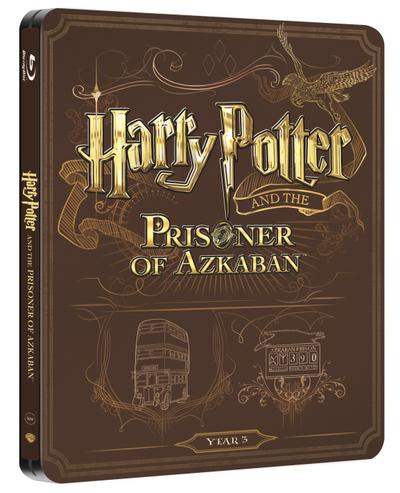 Harry Potter 3 steelbook UK