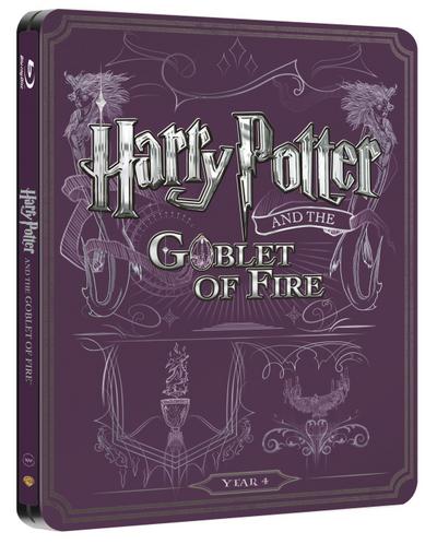 Harry Potter 4 steelbook UK