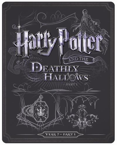 Harry Potter 7 steelbook UK