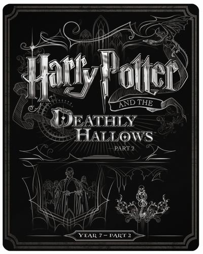 Harry Potter 8 steelbook UK