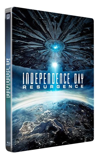 Independence Day Resurgence steelbook fr