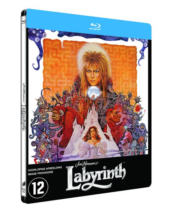 Labyrinth steelbook