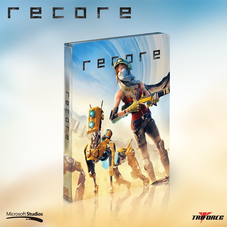 Recore steelbook