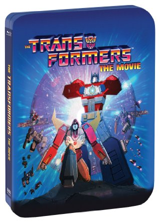 Transformers The Movie steelbook