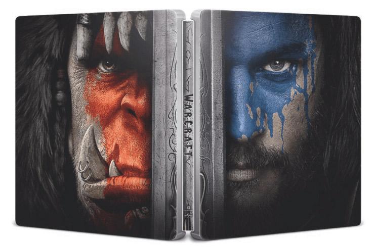 Warcraft---The-Beginning steelbook mediamarkt 2