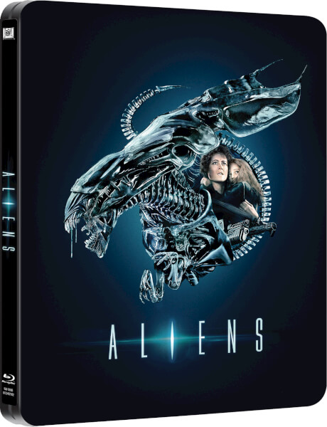 Aliens steelbook 1