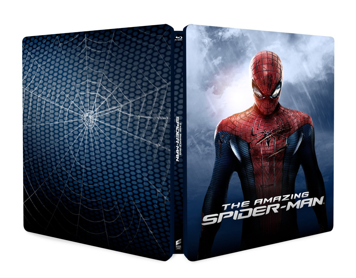 Amazing spider-man steelbook it