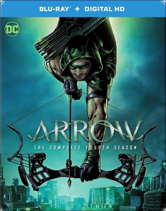 Arrow season 4 steelbook