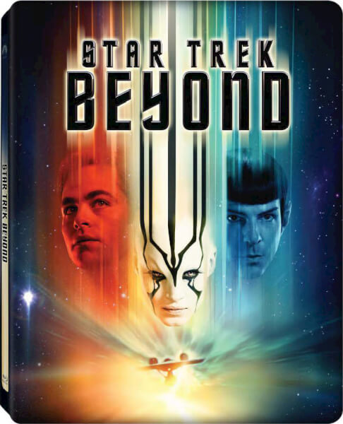 Star Trek Beyond steelbook UK