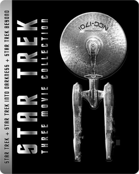 Star Trek Collection steelbook