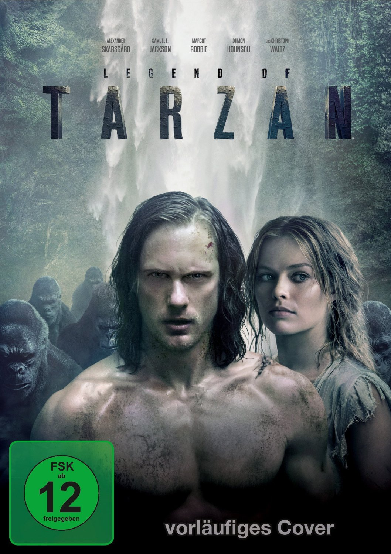 Tarzan steelbook