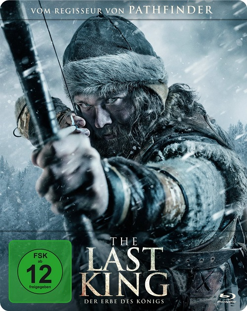The Last King steelbook DE