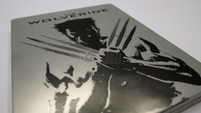 The Wolverine steelbook