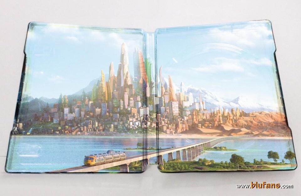 Zootopia steelbook blufans 2