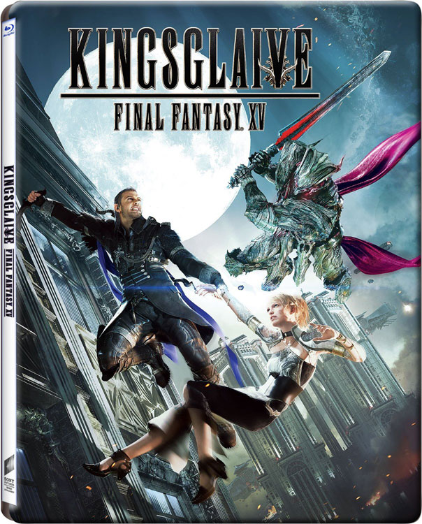 kingsglaive-final-fantays-xv steelbook fr
