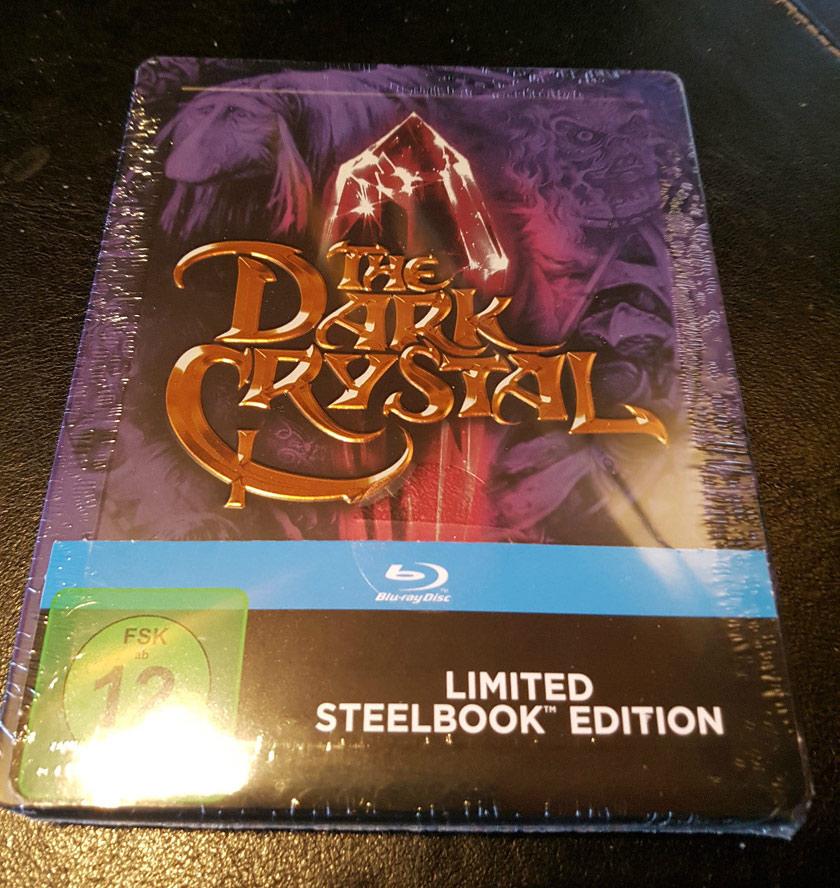 Der dunkle Kristall - Limited Steelbook Edition