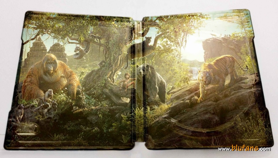 Jungle Book steelbook blufans 2