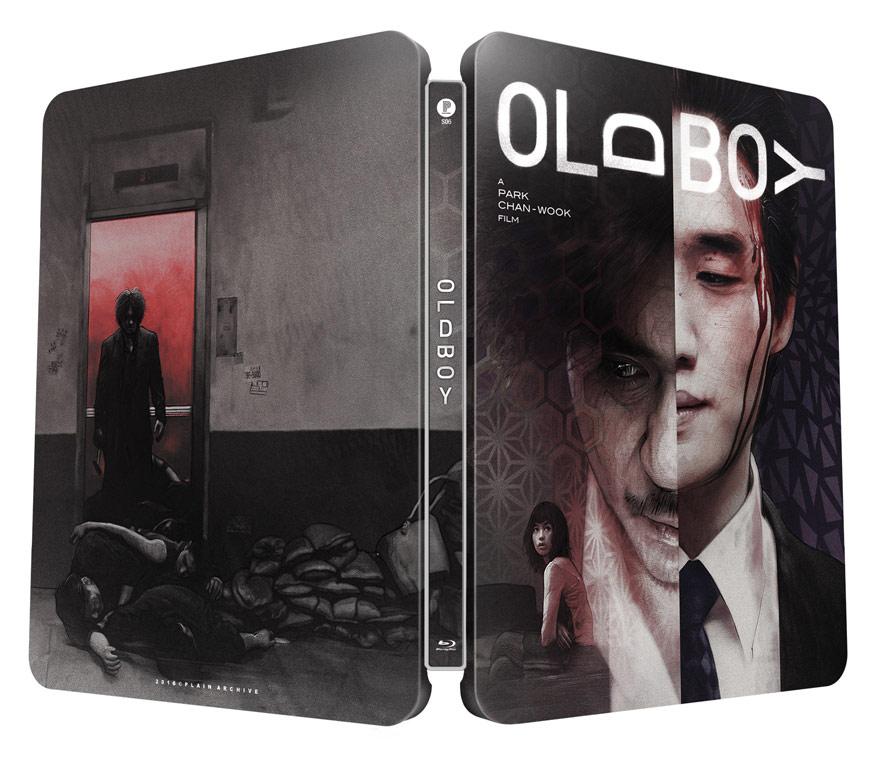 Oldboy-steelbook