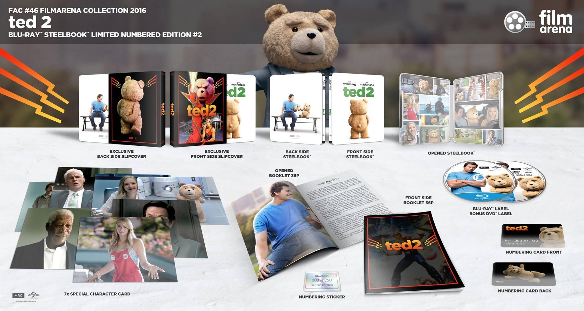 Ted 2 steelbook filmarena 2